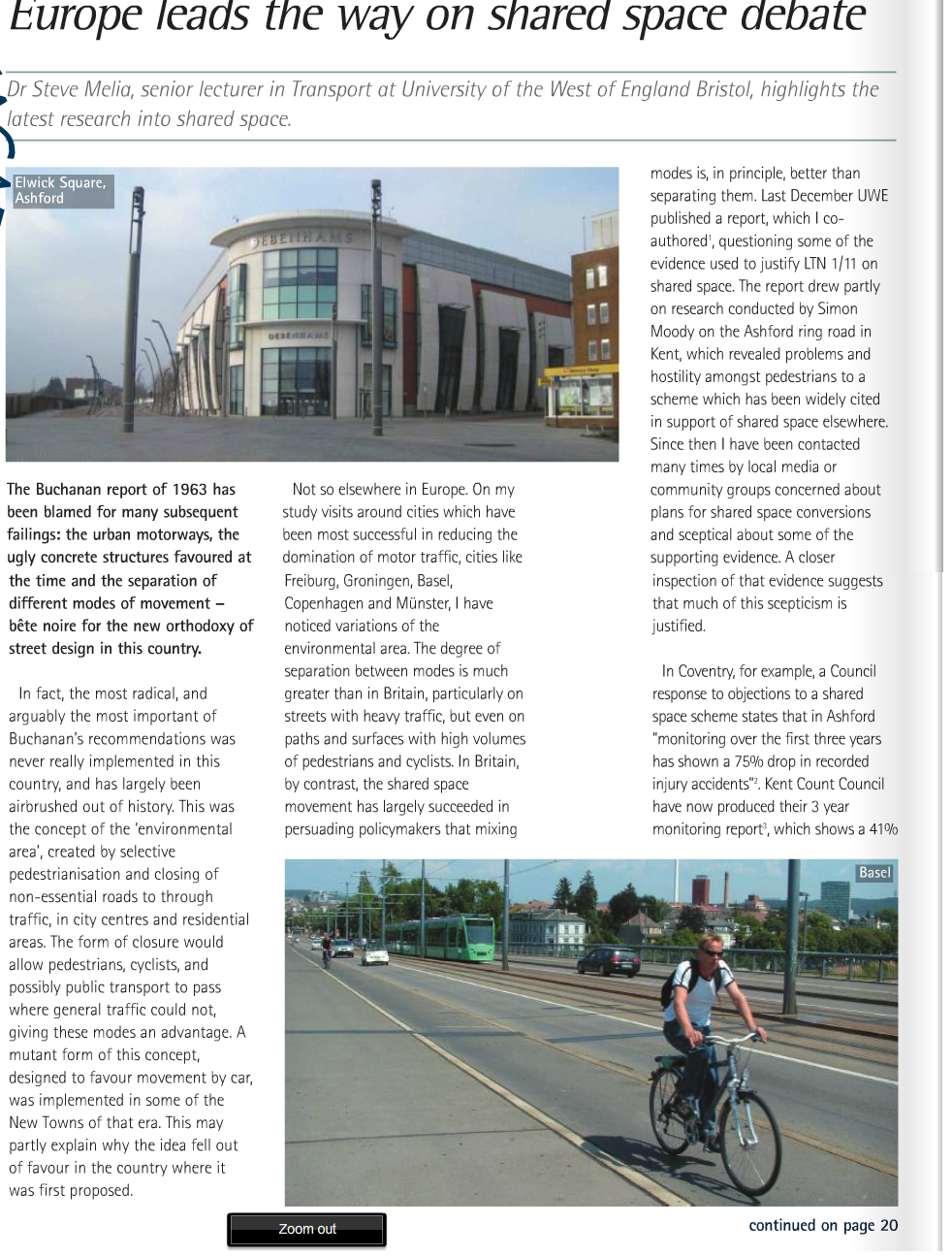 Shared Space Article - page 1